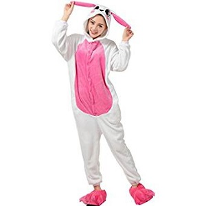 4fde075376 Pijamas de Conejo Para Niños y Adultos